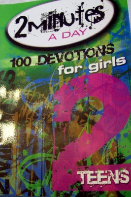 Devotions for Teenagers and Youth - Daily devotions
